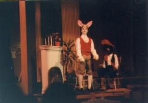 Cinderabbit!